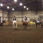 Polo prepare with Scottish success