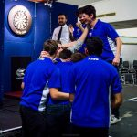 Darts on target for top prize