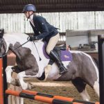 Equestrian off to a flyer