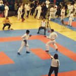 Karate take to the mat