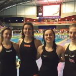 Swimmers in a strong showing at Sheffield