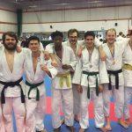 Jitsu throw down at Nationals