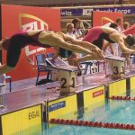 Swimming testing the waters in 2017