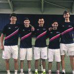 Tennis take title in terrific fashion