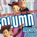 Column Two: Electric Boogaloo - Toy Story 2 (1999)