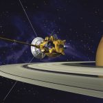 Cassini's Celestial Crash