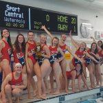 Wat-er win for women's water polo