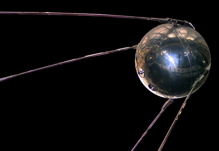 Sputnik satellite