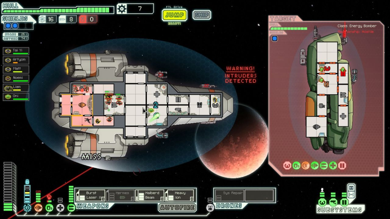 FTL: Faster Than Light (Image: IGDB.com)
