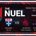 NUEL: NU-CS Dismantle PUCS:GO and the DMU Chickens in CS:GO Qualifiers