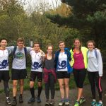 Fresher finds her way to orienteering victory