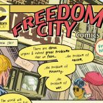 New Comics Celebrate Freedom Fighters