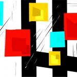 Throwing Shade on Modern Art