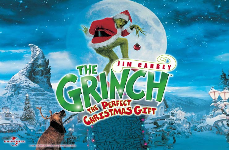 The Grinch Who Stole Christmas Movie.Electric Boogaloo How The Grinch Stole Christmas 2000