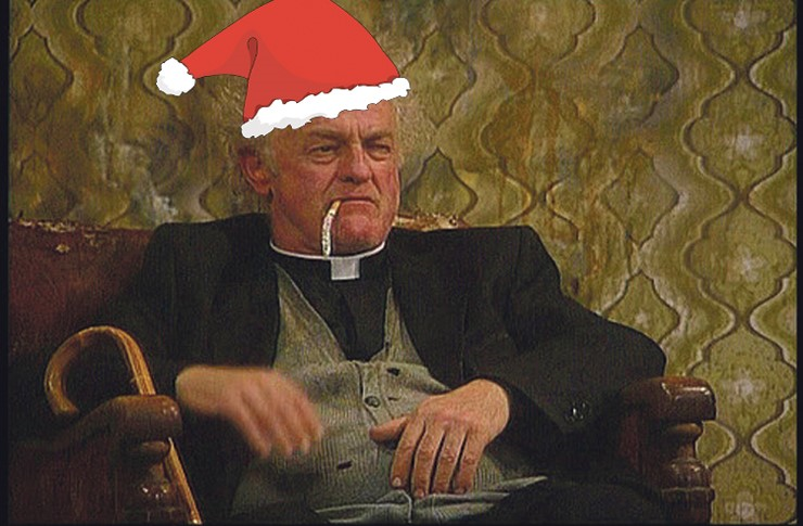 From Barry to Craggy Island: the best Christmas specials on