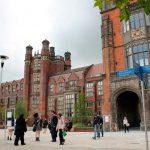 Newcastle University cap international students' work hours