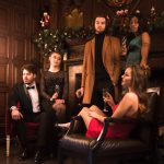 'Fairytale in New York' Christmas Fashion Shoot
