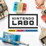 Labo: Nintendo's Augmented Reality Comeback