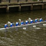 Rowing returns to the Tyne