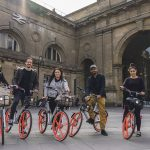 Hugely popular Mobikes coming to Newcastle campus