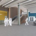 Campus changes: timeline