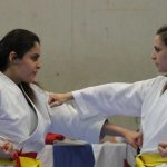 Snow can't stop Newcastle's karate party