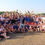 Rowers nab title at BUCS Regatta