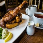 Blackfriars Review: Best of British with a twist