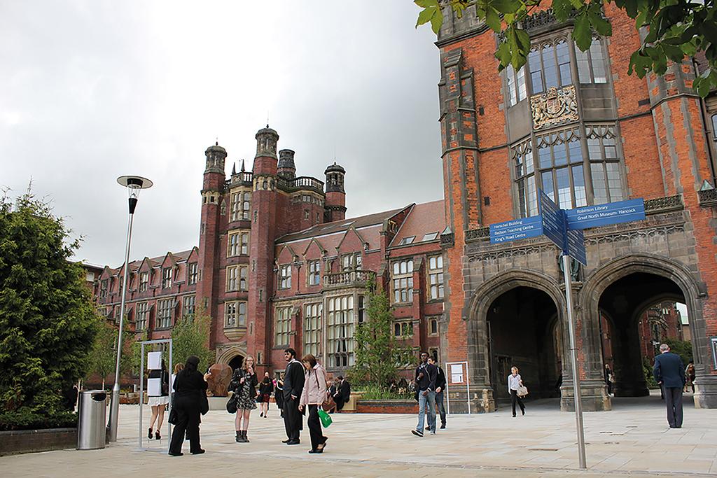 Newcastle University publishes misleading statistics – The Courier