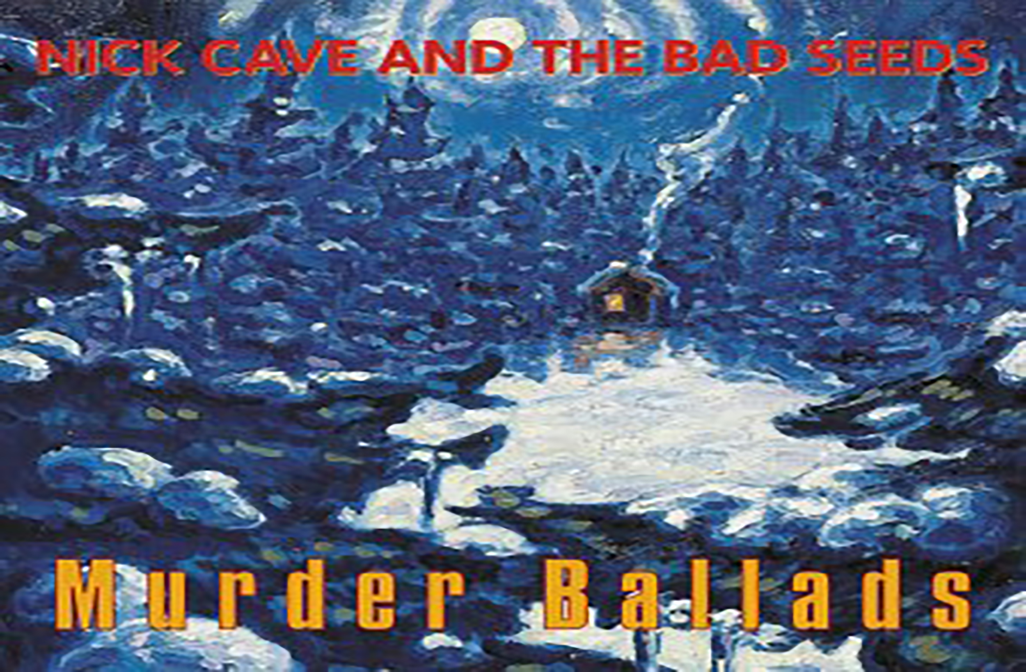 Random Review: Nick Cave & The Bad Seeds – Murder Ballads – The