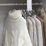 Knitwear? For autumn? Groundbreaking