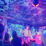 Gig Review: BlackWaters // RedFaces // Retro Video Club – THINK TANK, 1st November 2018