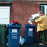 Residents told to recycle fewer items
