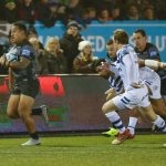 Newcastle Falcons fly to St James' Park