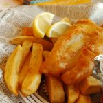 Research collaboration on healthy fish and chips a success