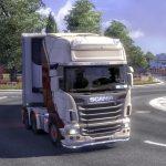 Stress-busting game: Euro Truck Simulator 2
