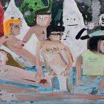 I felt bad but I feel a little bit better now: Georg Óskar's first UK exhibition