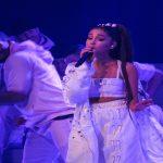 Ariana at Manchester Pride