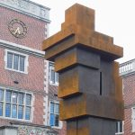 Anthony Gormley: a controversial artist with a controversial statue