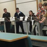 NUSU Debate Night: President of the Students' Union