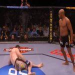 The comeback king- Anderson Silva