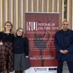 World HQ owner opens NU Festival of Culture