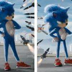 Sonic The Hedgehog's leaked film design