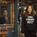 Brooklyn Nine-Nine Halloween heist hailings