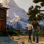 Memory Card: Uncharted 2