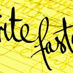 Conquering my fears of improv: Alphabetti Theatre's 'Write Faster!'