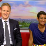BBC Breakfast's run in with racism