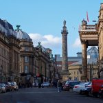 Cars could be banned from Grey Street to make the city greener