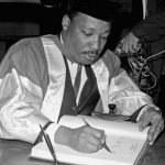 From the archives: MLK receives honorary degree
