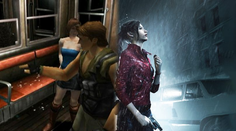 Sources Claim That A Resident Evil 3 Remake Is Coming In